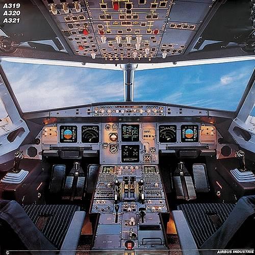 Voucher na symulator Boeing 737-800 lub Airbus A320